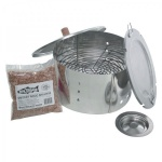 gladstone-camping-centre-stocks-companion-brands-round-aussie-fish-smoker