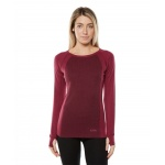 gladstone-camping-centre-stocks-xtm-ladies-long-sleeve-top-merino-230-gsm-burgundy_1824094886